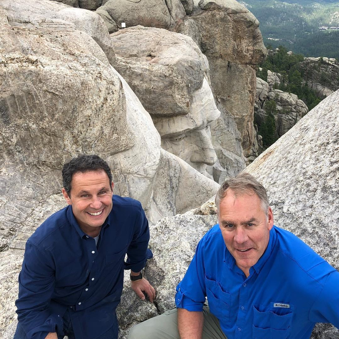 Mt. Rushmore gets show feature on Fox News' new 'Netflix for conservatives' — Fox Nation