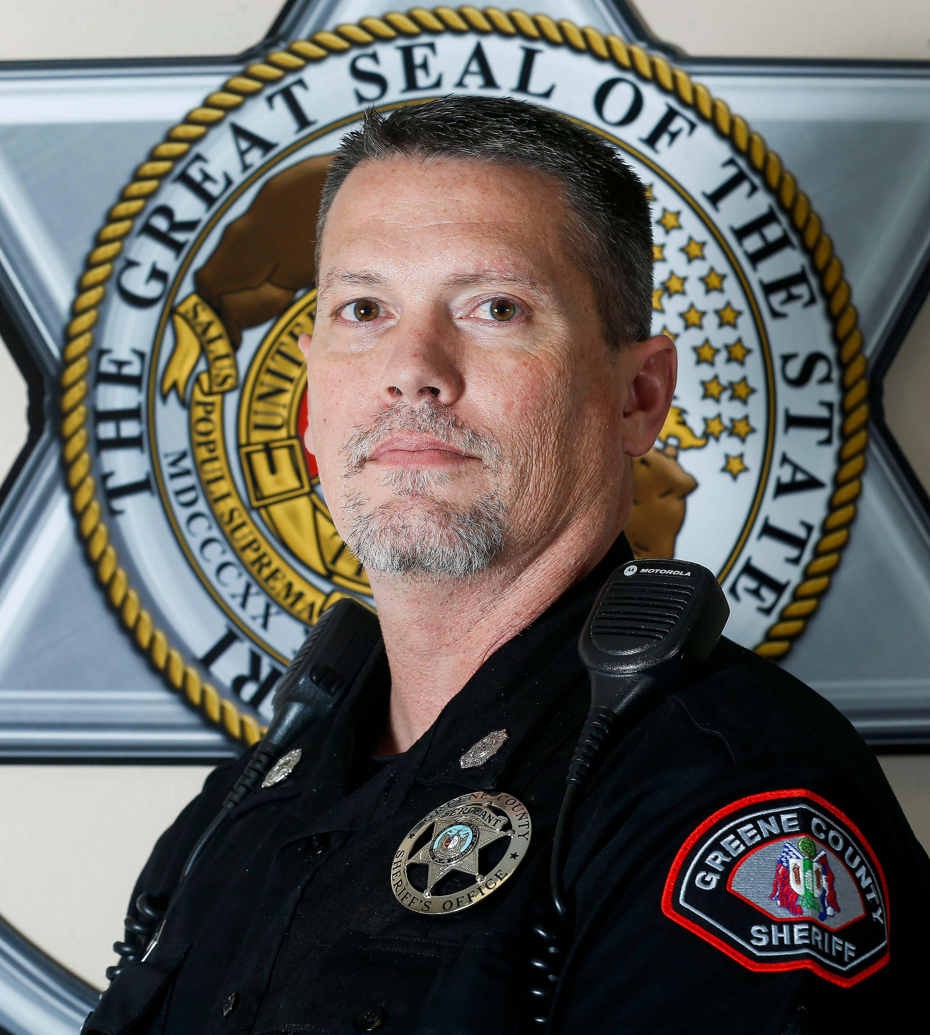 Sgt. David Carnagey