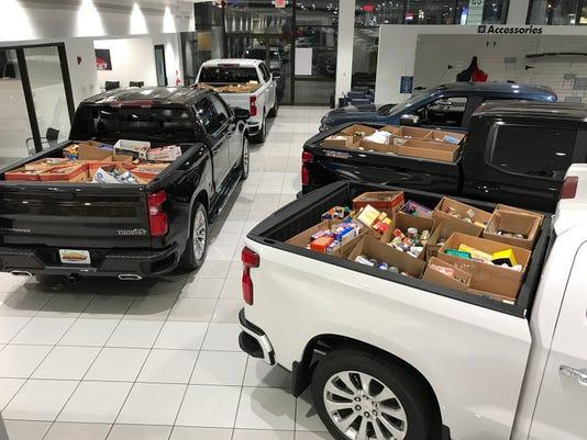 Fooddrive Trucks