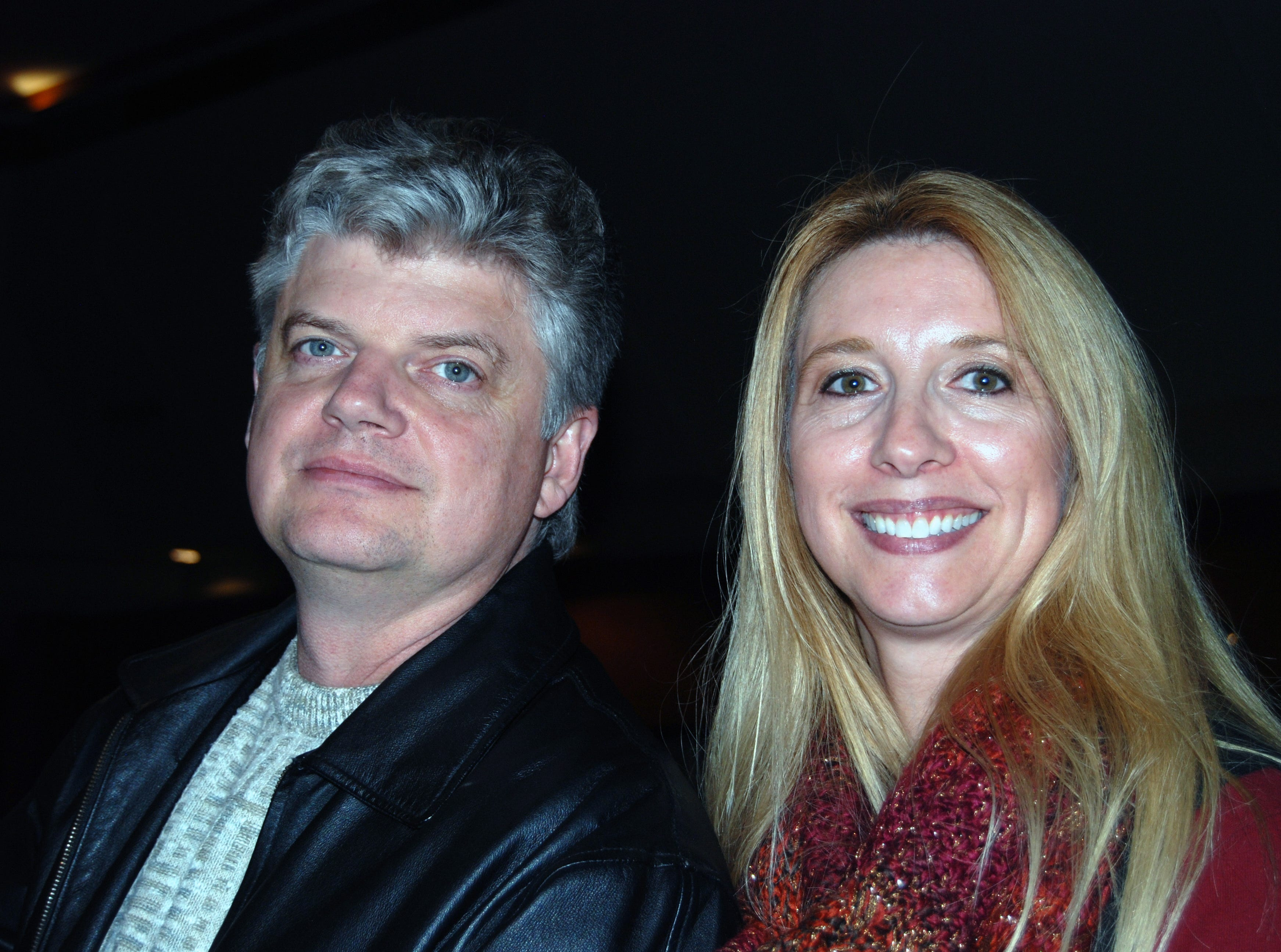 Derek and Angela Bossi