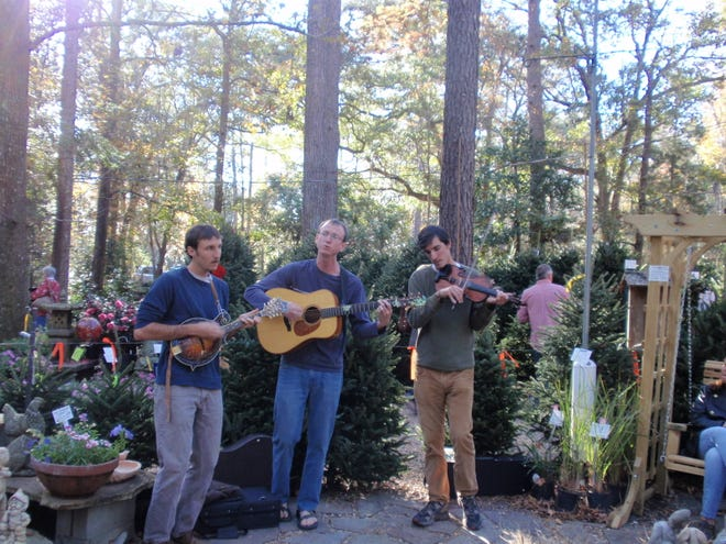 Music, baked goods and hot cider will be at the Native Nurseries open house on Sunday.