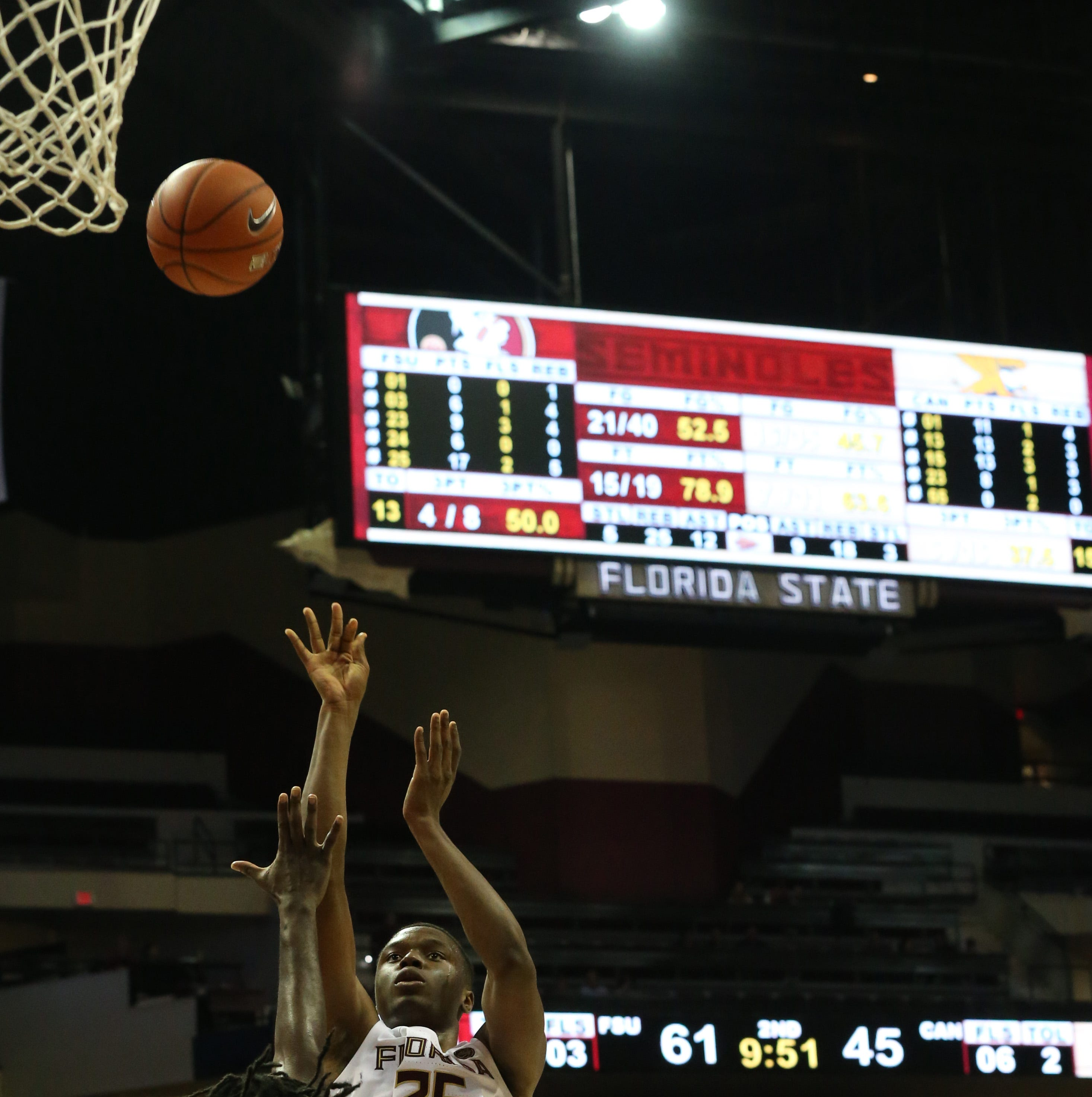 No. 13 Florida State rallies to improbable, gutsy overtime win over No. 21 LSU