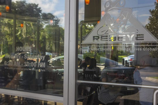 Located on the corner of Thomasville road and Fifth avenue, Red Eye Coffee is becoming a hotspot providing locals with a cup of organic, fair trade cup of coffee.