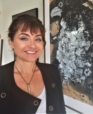 Lee Ortega is the new director of LeMoyne Arts.