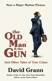 "Poster for Movie ""The Old Man and the Gun."""