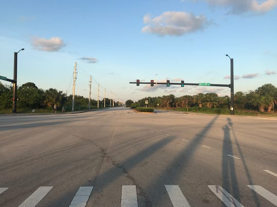 Port St. Lucie envisions a town center at the intersection of Becker Road and Port St. Lucie Boulevard as a result of a growth-plan amendment.