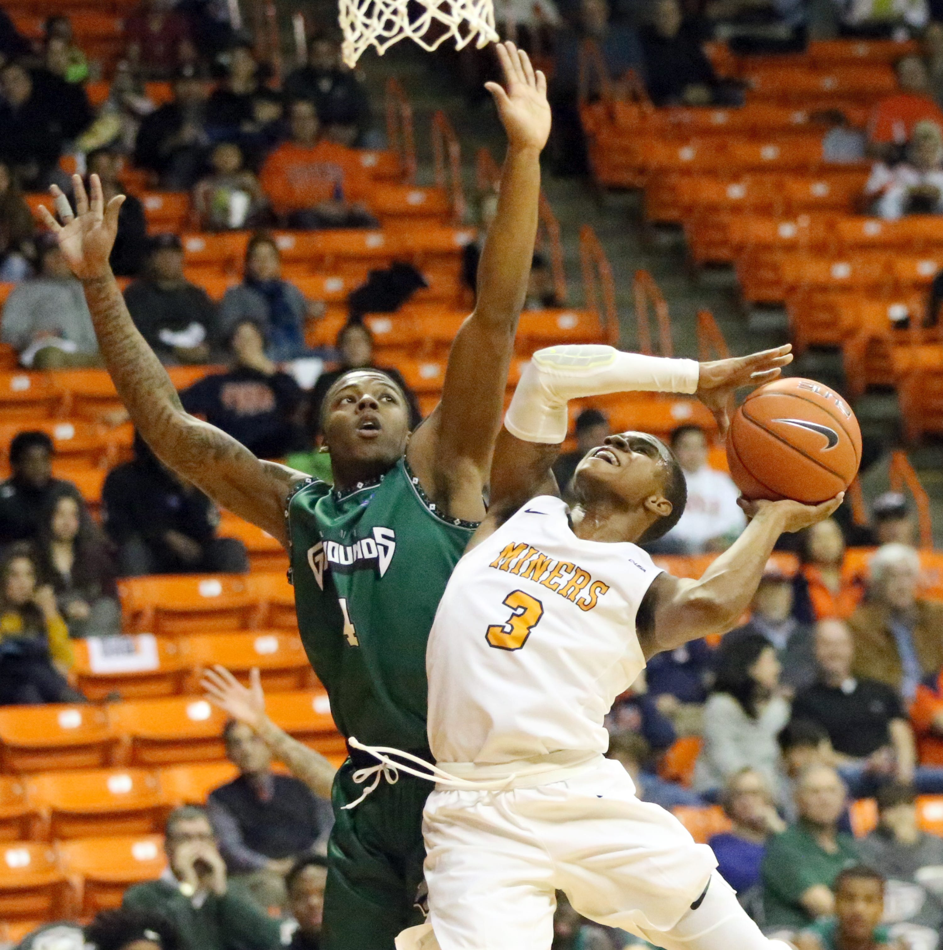 UTEP basketball edges Eastern New Mexico