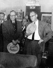 Nov. 22, 1963: El Pasoans learn of the death of President John F. Kennedy.
