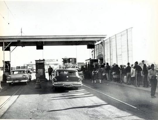 Nov. 22, 1963: The border was closed as El Pasoans learned of President John F. Kennedy's assassination.
