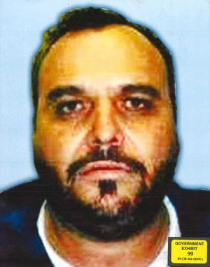 """In this 2008 photo provided by the U.S. Attorney's Office for the Eastern District of New York, Jesus Zambada is shown. Once a top lieutenant in drug lord Joaquin """"El Chapo"""" Guzman's cartel, Zambada is now a cooperating witness describing the Sinolao cartel's history of greed, cunning and violence as it built a cocaine-smuggling empire that made billions of dollars by flooding the market in large U.S. cities."""