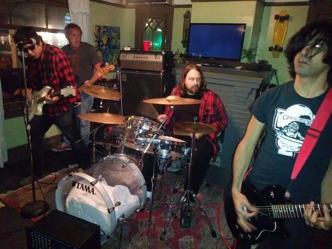 Char Man plays a 15th anniversary show Friday at the Deer Lodge in Meiners Oaks.
