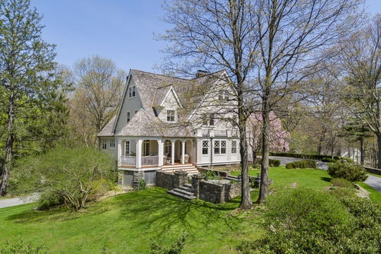This Rye property was the the childhood home of the famous aviator Ruth Rowland Nichols.