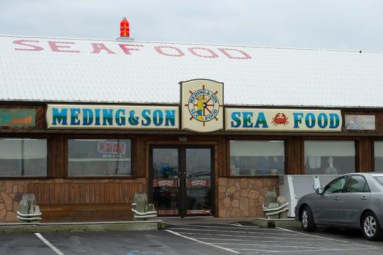 Meding & Son Seafood near Milford.