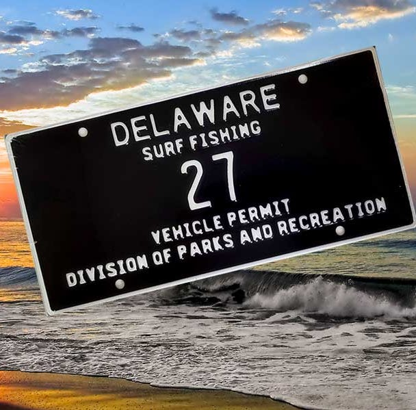 Look for a unique holiday gift? Low-digit surf tags being auctioned off on Black Friday