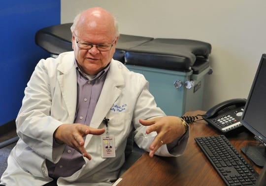 Wichita Falls Treatment Services, Medical Director, Tom Talbert talks about opioid dependency and how it is treated.