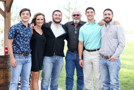 Holliday Johnson Family