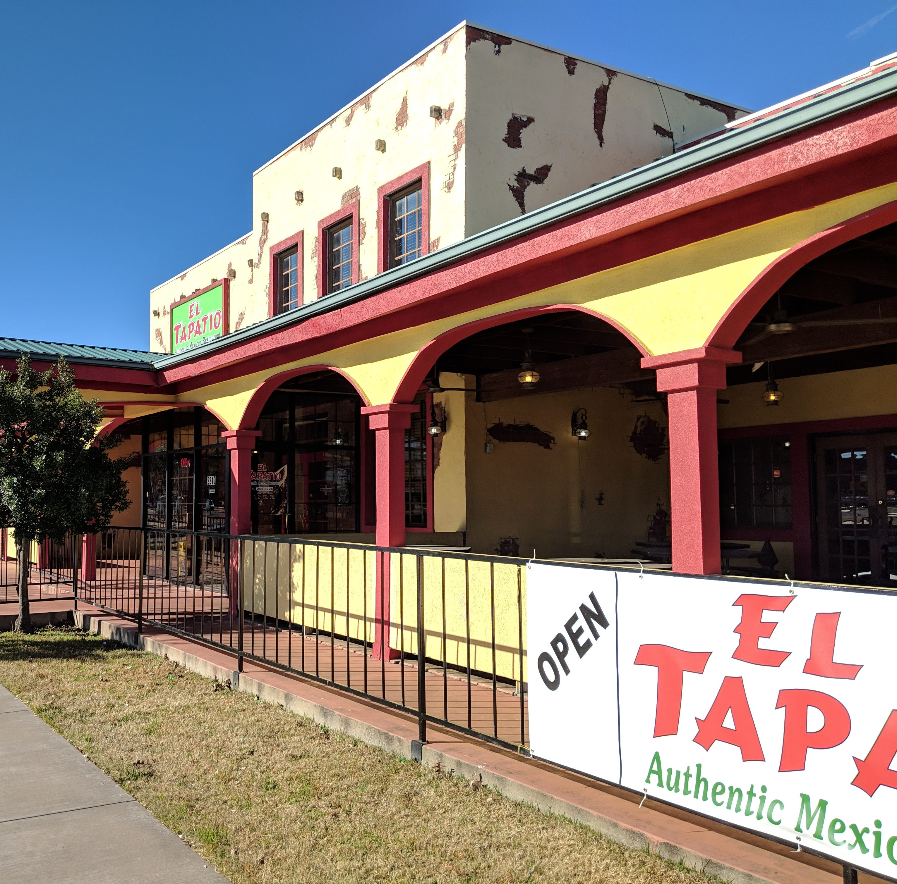 Great food found at El Tapatío