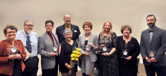 Msu Texas Distinguished Alumni Group 2018