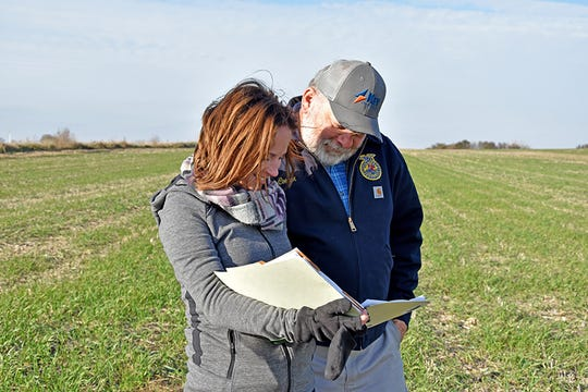 Visit your local USDA service center today to get started with a conservation plan for your working land.
