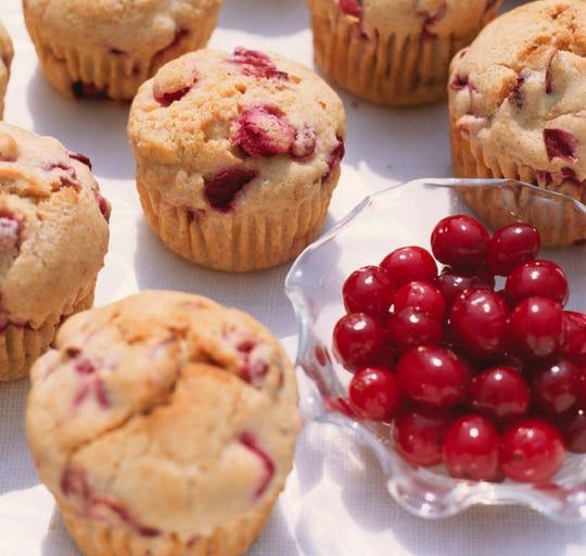 Ann's Sweetened Dried Cranberry Muffins