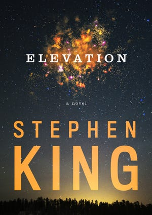 """""""Elevation"""" by Stephen King"""
