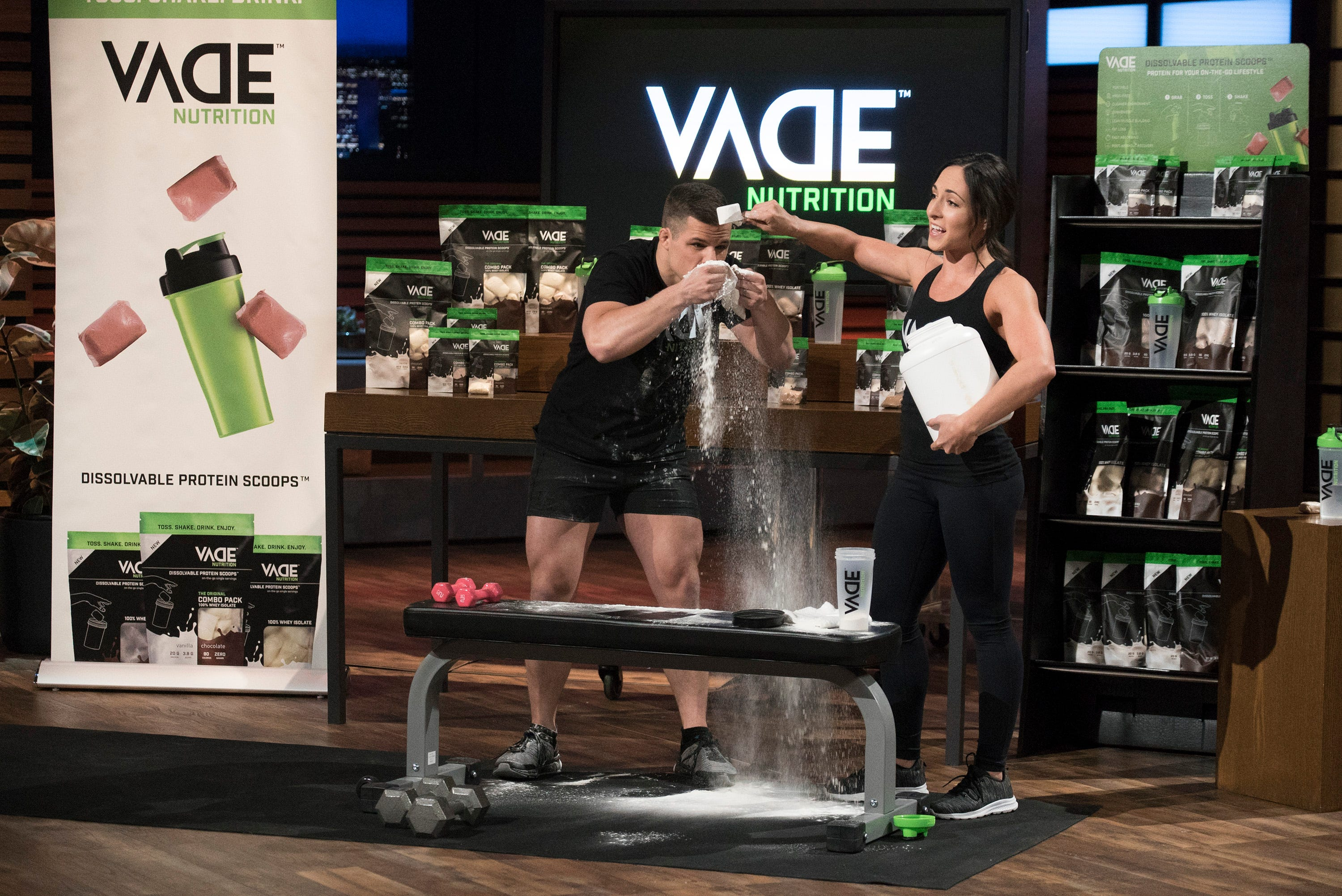 Joe Johnson And Megan Johnson Vade Nutrition