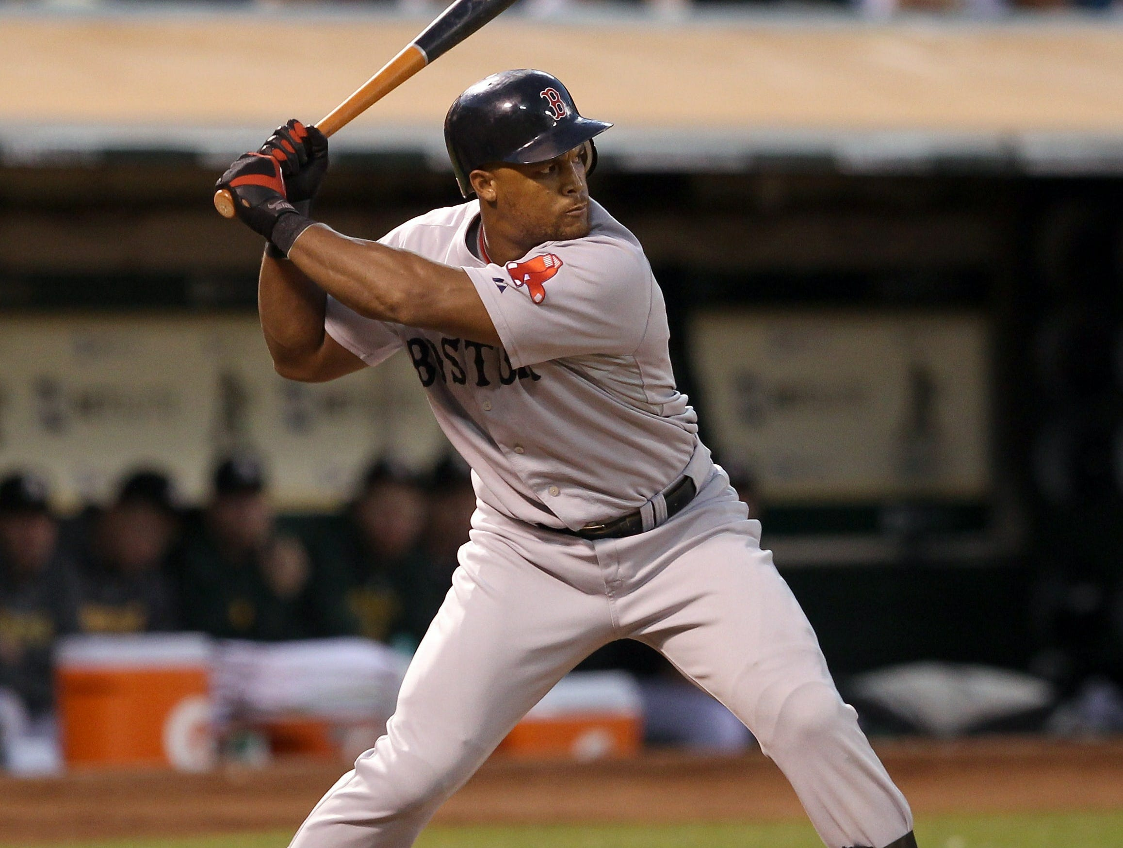 Beltre spent one year of his career in Boston, signing as a free agent after a down year in Seattle. The deal certainly paid off, as the third baseman led the league in doubles (49) while hitting .321 with 28 home runs and 102 RBI. The bounce-back season helped him net a five-year deal with Texas the following offseason.