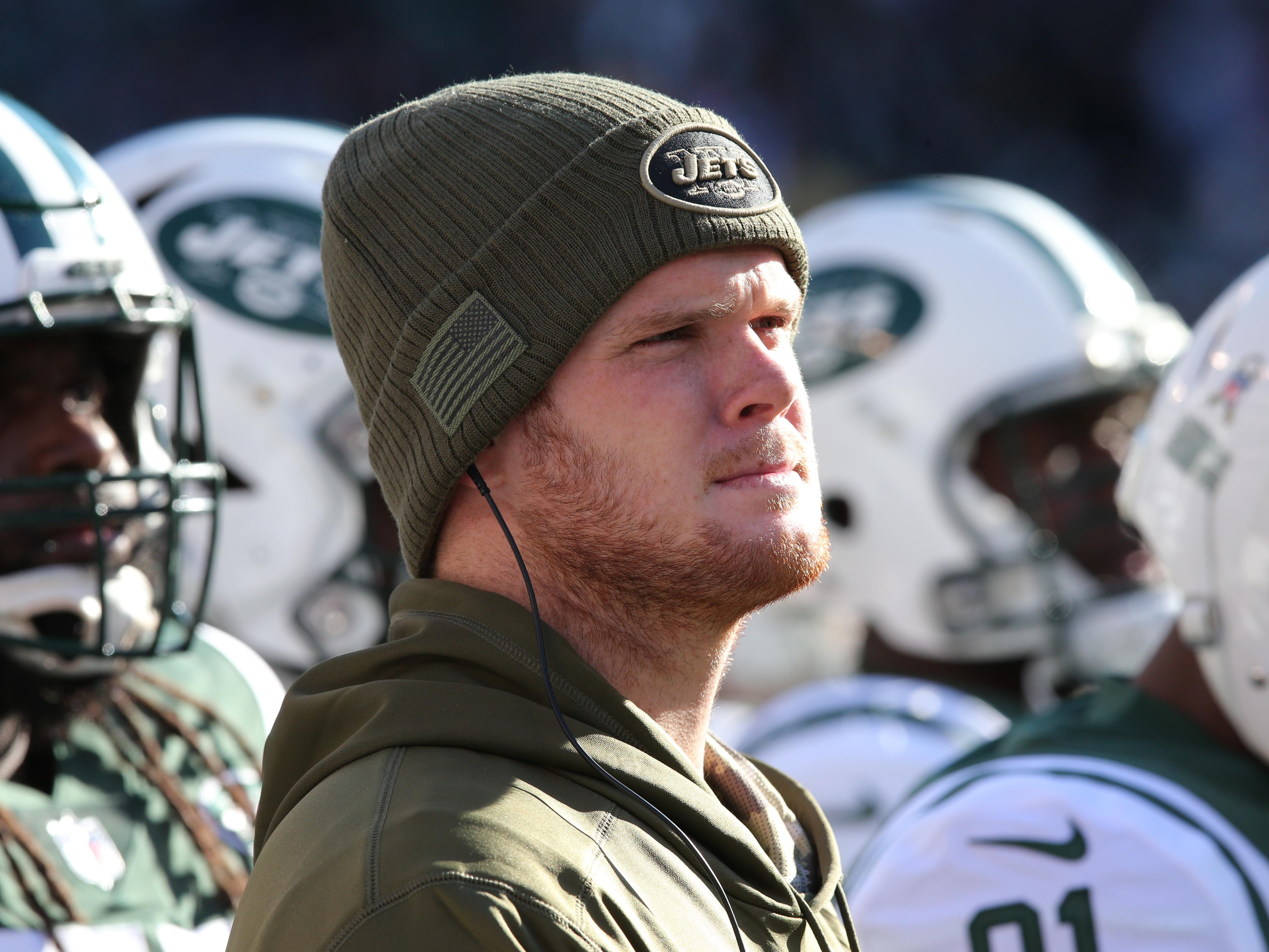 29. Jets (26): They have to weigh Sam Darnold's health against loss of valuable game repetitions ... but while operating suspect attack. Tough dilemma.