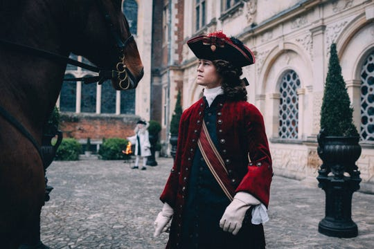 "Lord Alwyn in ""The Favourite."""