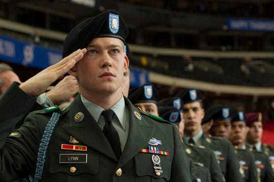 "Remember ""Billy Lynn's Long Halftime Walk""? No? Well, anyway, he starred in it."