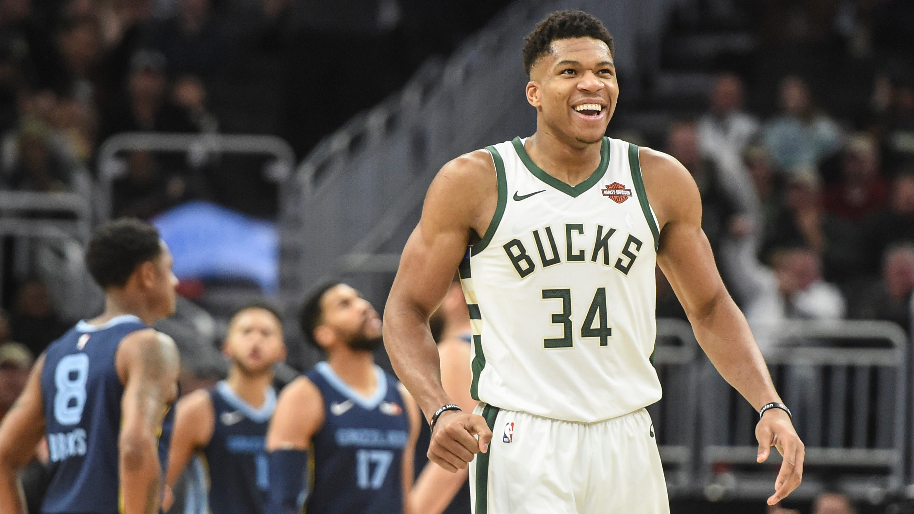 Giannis Antetokounmpo and the Milwaukee Bucks are the real d