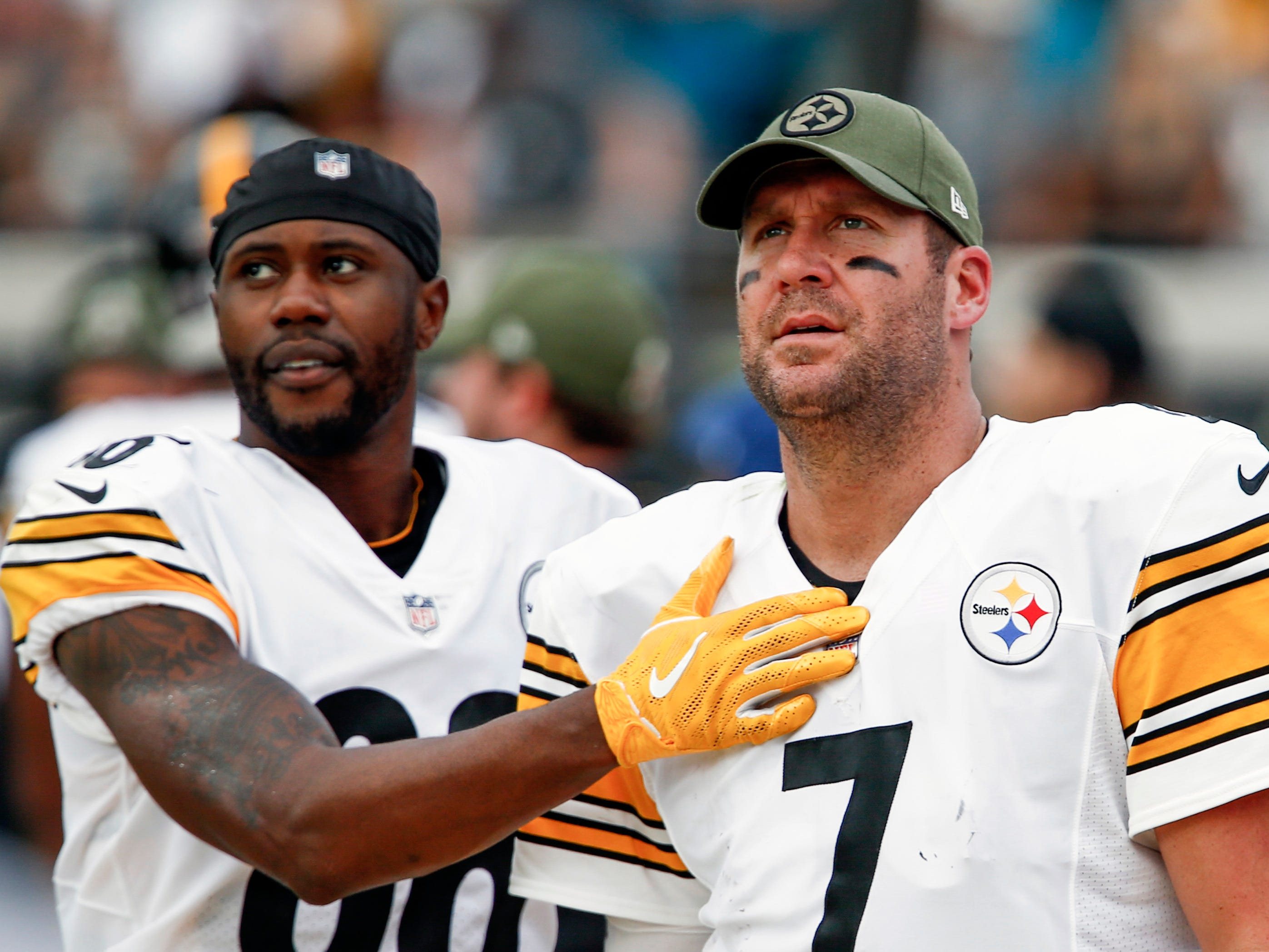 4. Steelers (4): Get ready to see a lot of Black and Gold. Pittsburgh will play in 4:25 p.m. ET window or later next five weeks. They've earned it.