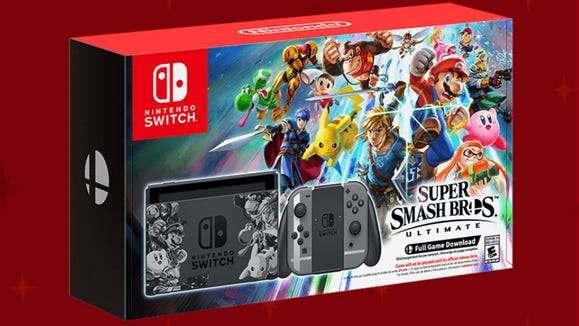 bb110698e The best Black Friday 2018 Nintendo Switch deals