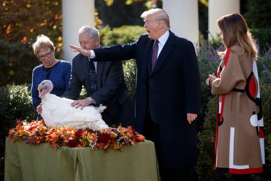 Epa Epaselect Usa Trump Thanksgiving Pol Government Usa Dc