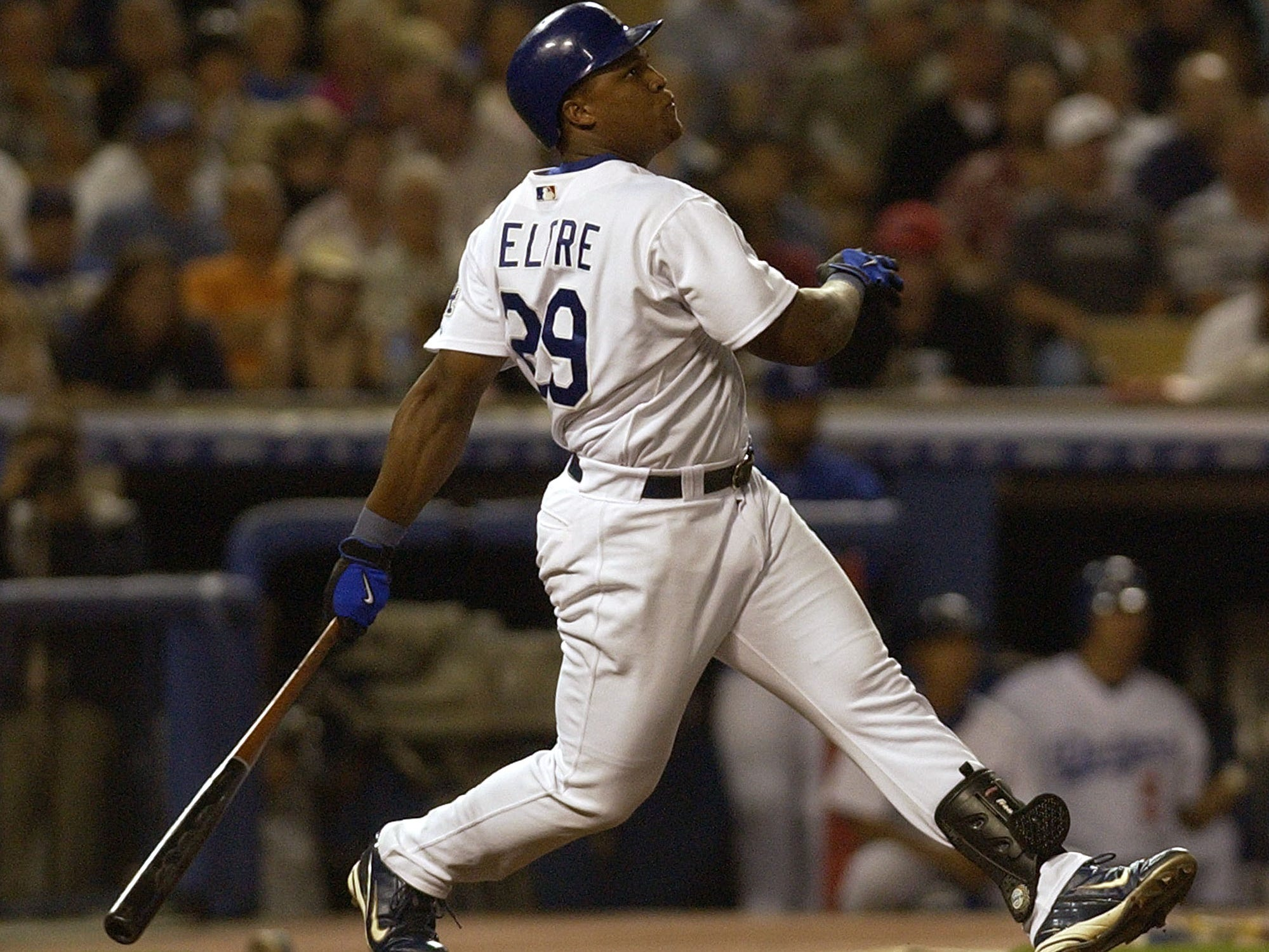 Beltre's 2004 season resulted in the highest MVP finish of his career, finishing as the runner-up to Barry Bonds. The then-25-year-old recorded a .334/.388/.629 slash line with 48 home runs and 121 RBI.