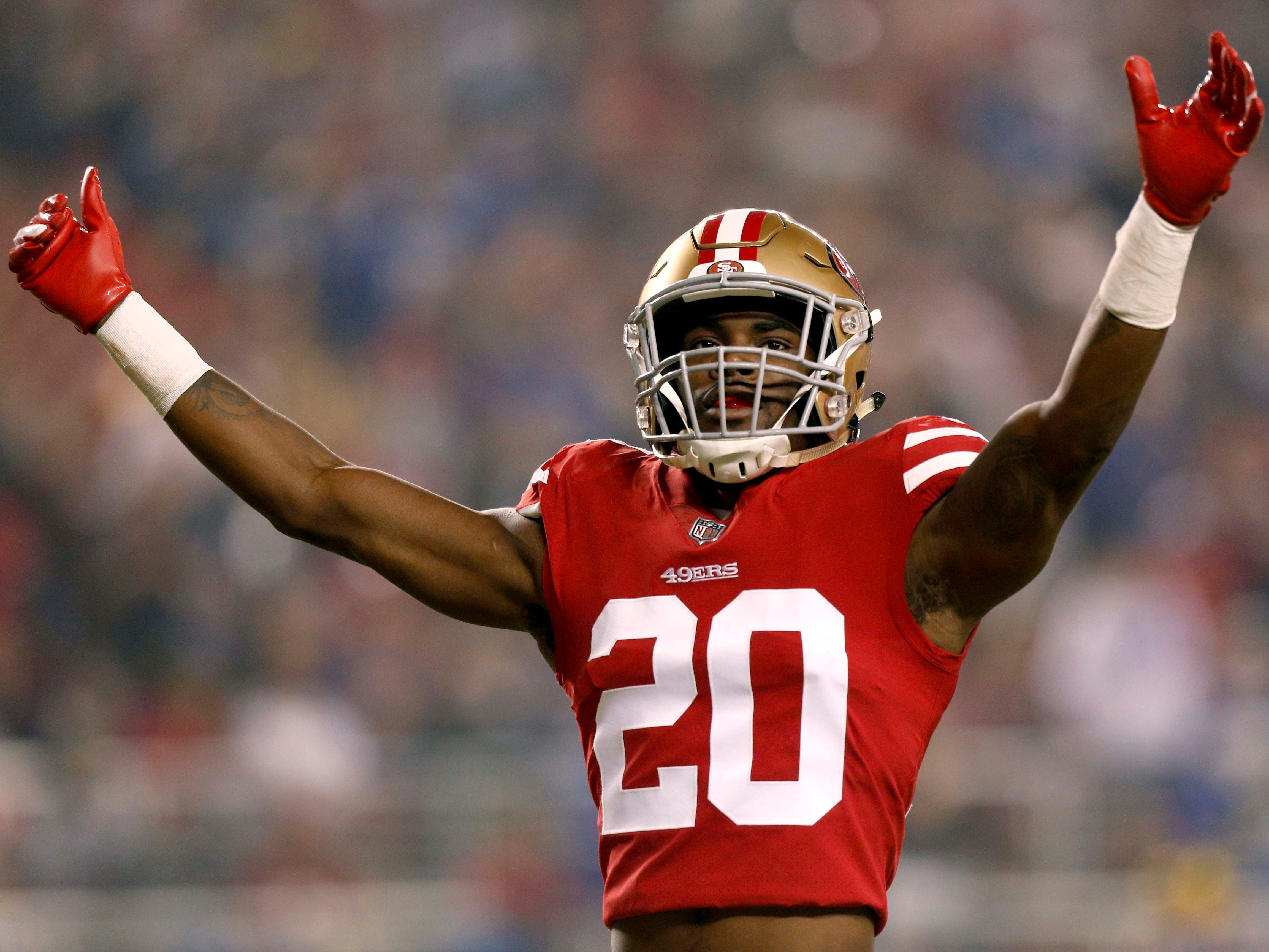 30. 49ers (31): They've technically got a top-10 defense. Doesn't feel that way given league-low five takeaways or 27 points they allow on weekly basis.