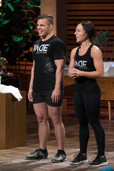 Joe Johnson And Megan Johnson Vade Nutrition