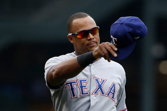 Mlb Texas Rangers At Seattle Mariners