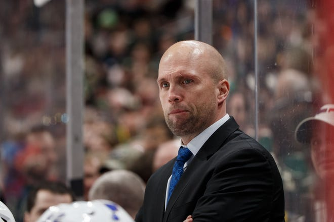 Mike Yeo has been fired as head coach of the St. Louis Blues.