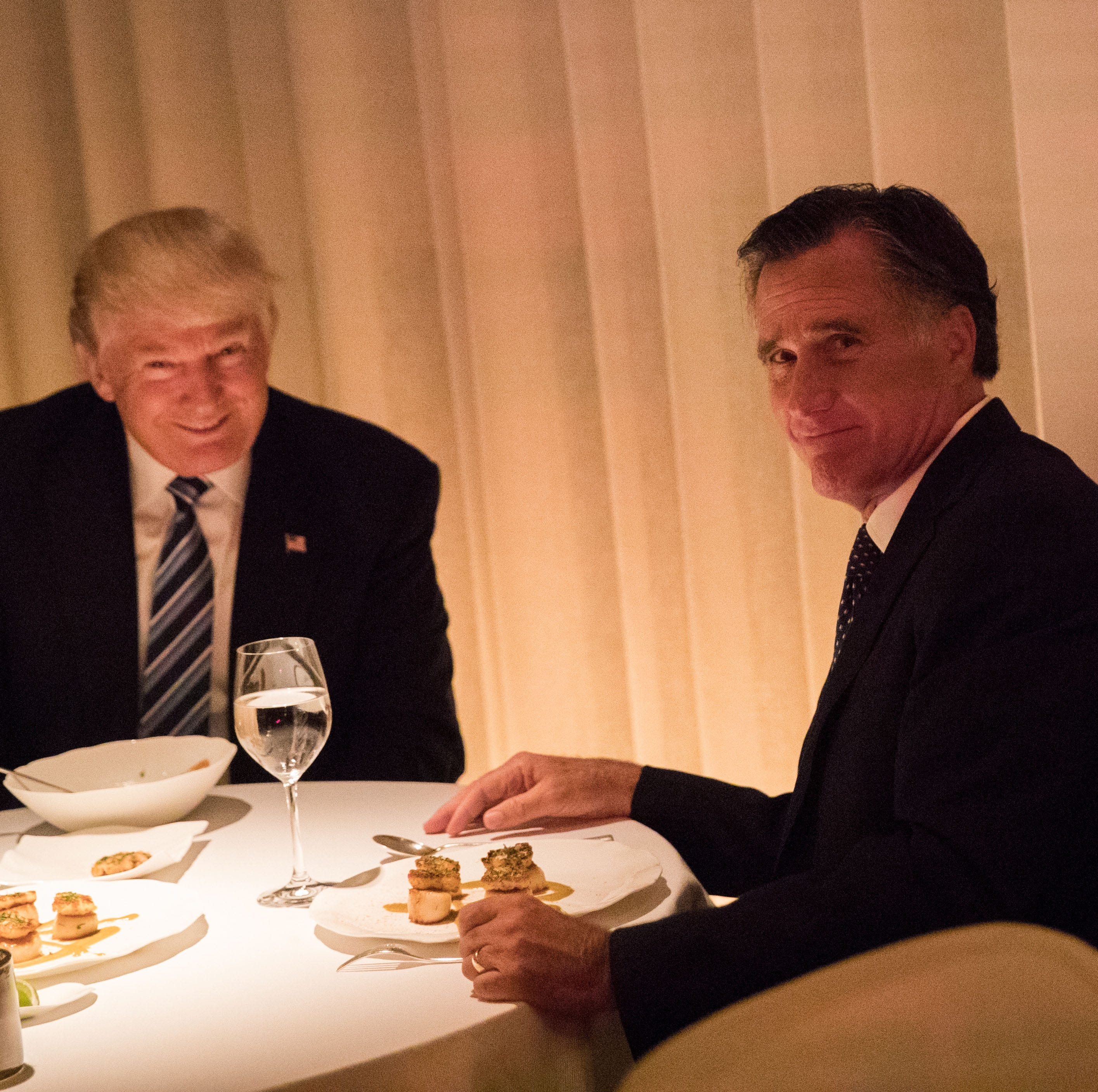 Romney v. Romney brings GOP's Trump dilemma into sharp relief