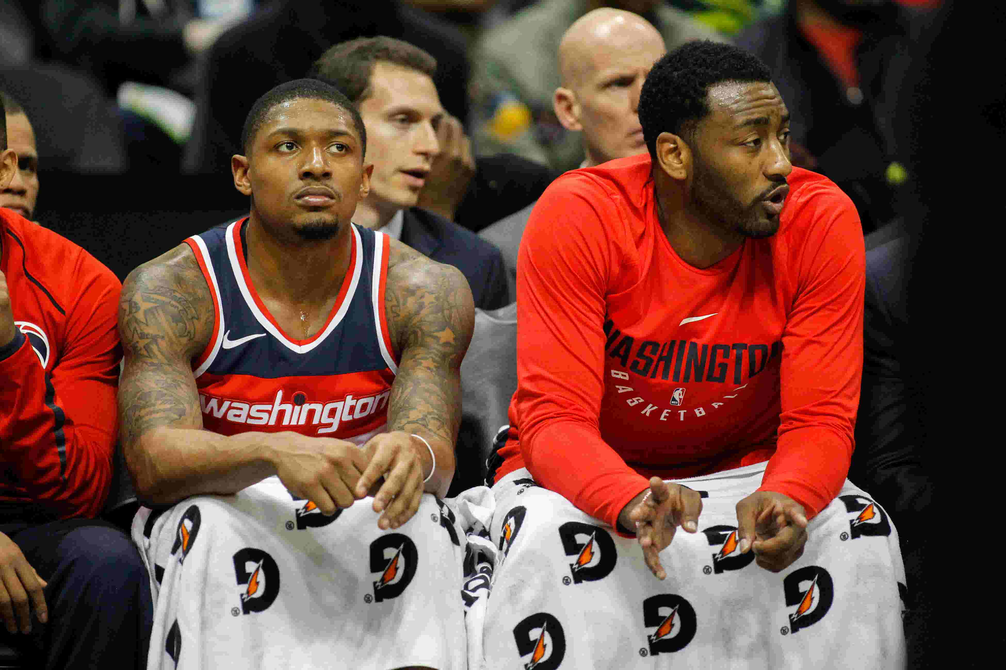 John Wall  Wizards fine All-Star guard for cursing at coach 973c96445