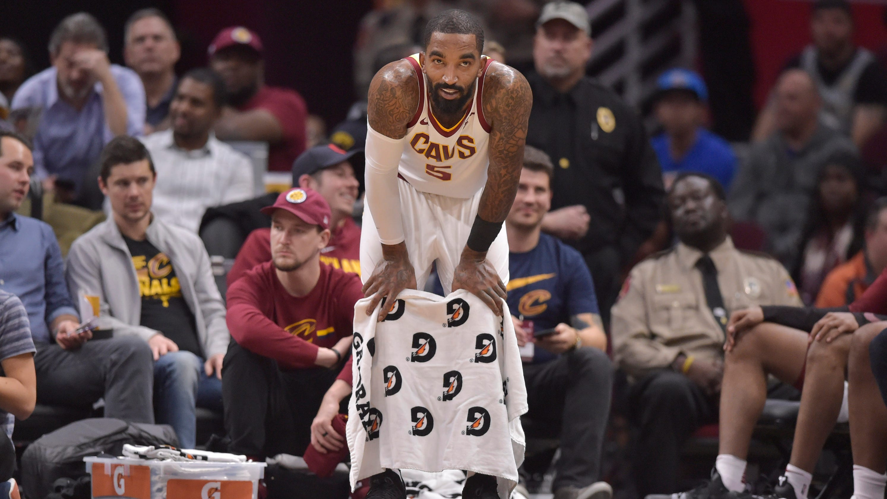 JR Smith done in Cleveland as Cavaliers attempt to trade veteran guard a80605ddb