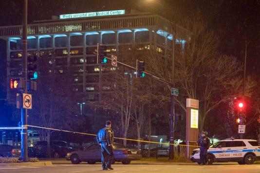 Usp News Mercy Hospital Shooting S Oth Usa Il