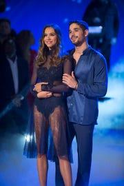 Alexis Ren and pro Alan Bersten brought love to the dance floor. Just ask them.