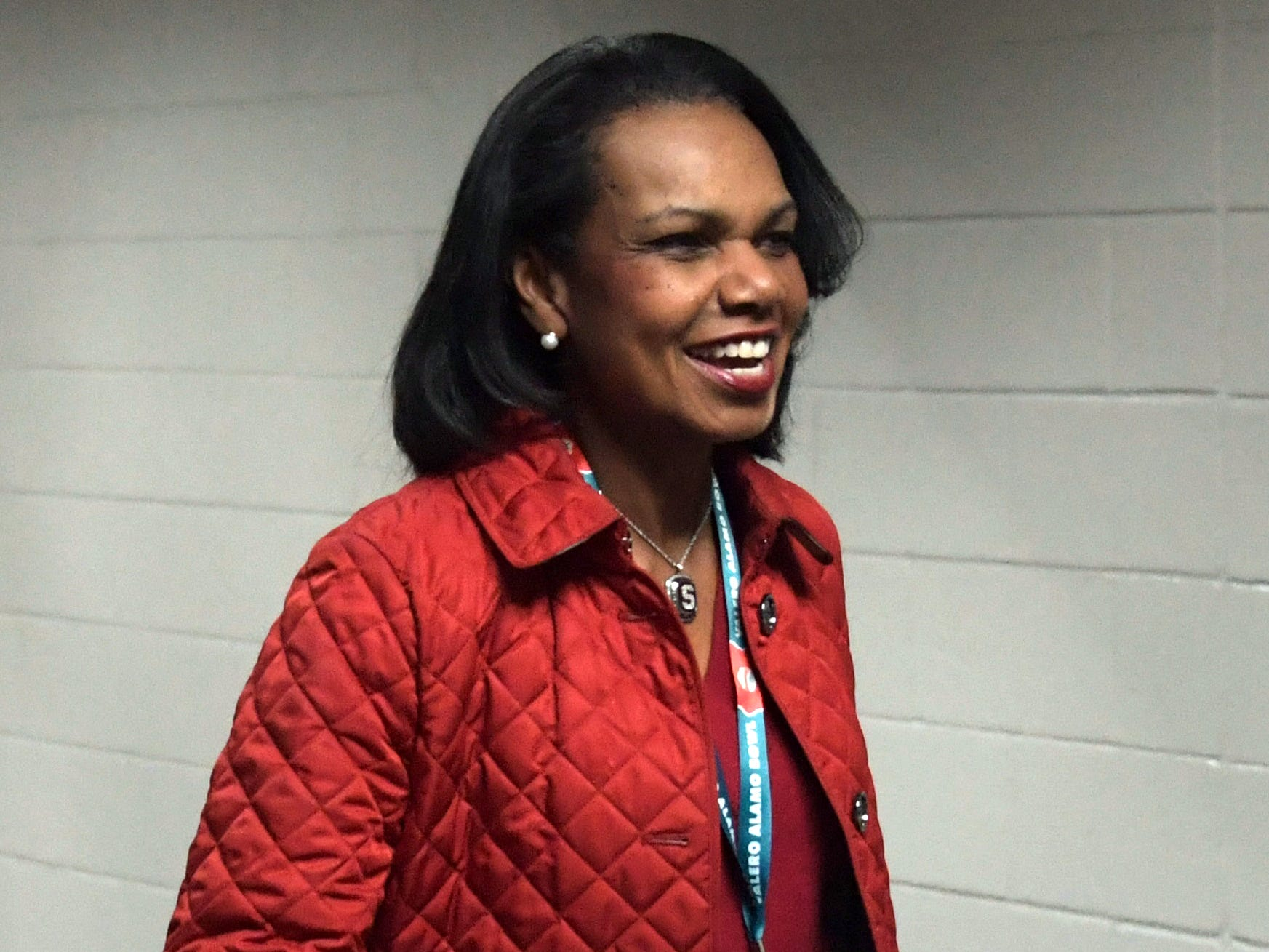 23. Browns (18): If Condoleezza Rice isn't really in the running to be Cleveland's next coach, does this mean Hue Jackson won't be Secretary of State?