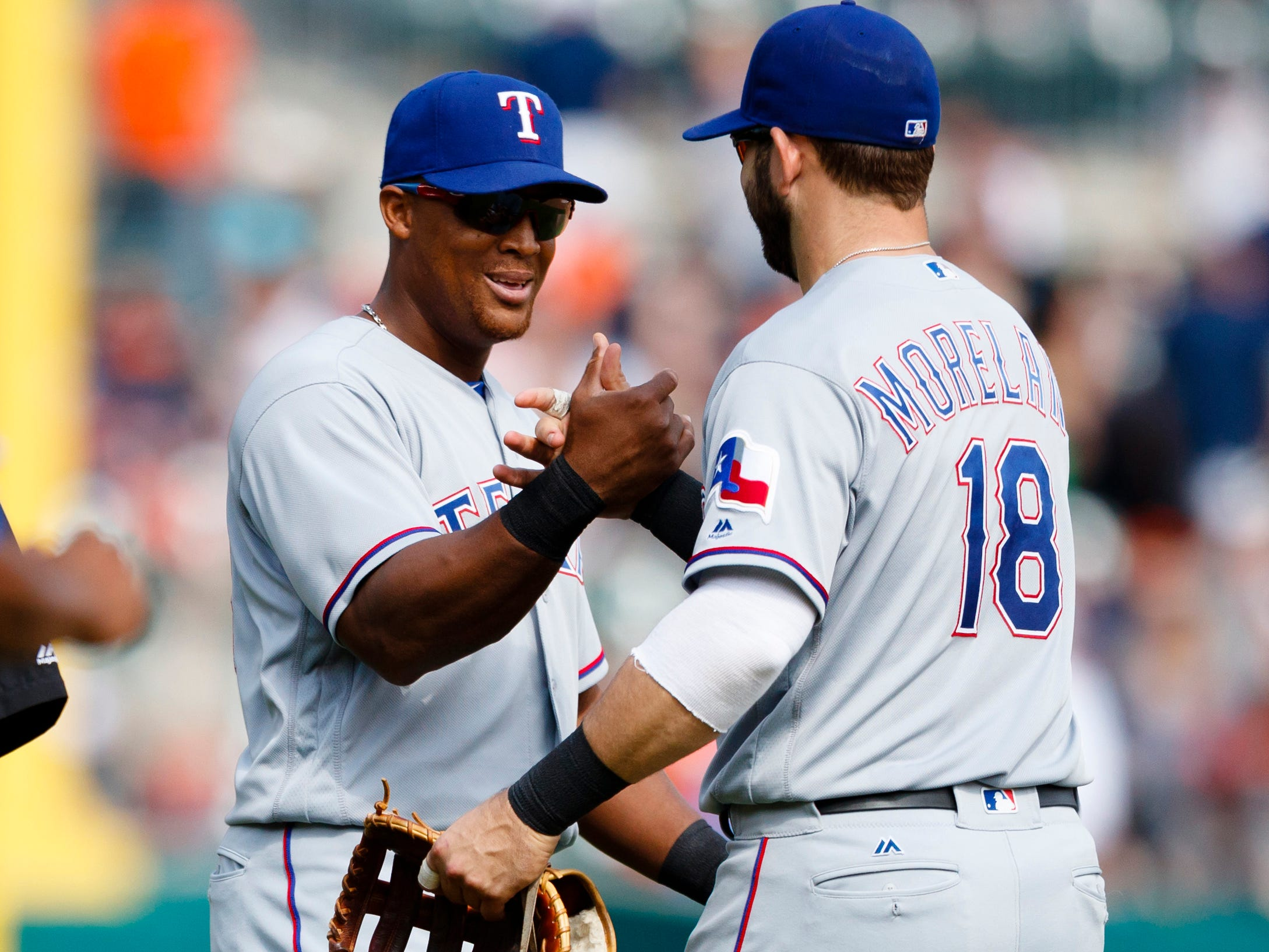 Beltre captured his fifth and final Gold Glove Award in 2016 at the age of 37. Only seven third basemen in MLB history have more Gold Gloves than Beltre.
