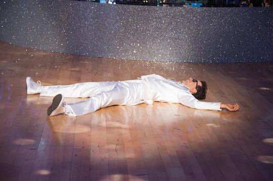 """Bobby Bones after his perfect score on """"Dancing With the Stars."""""""