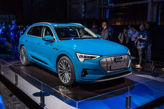 Electric Goes Audi E Tron World Premiere 4746