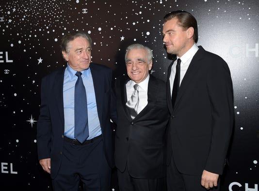 Ap Moma Film Benefit Honoring Martin Scorsese A Ent Usa Ny