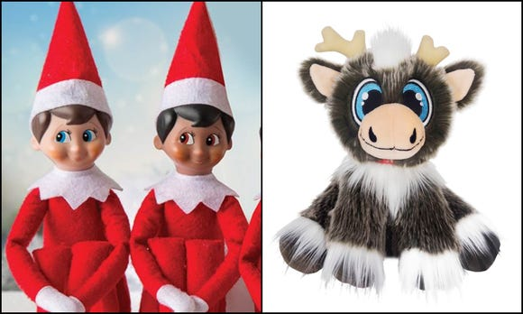 Elf On The Shelf Vs Reindeer In Here Which Is Right For Your Family